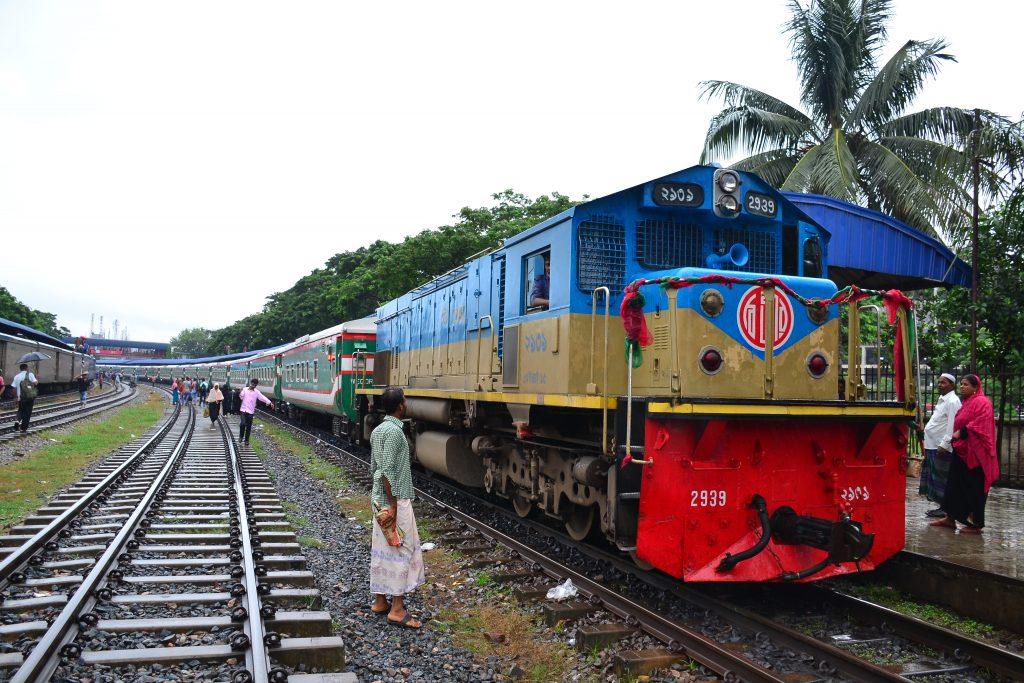 Sonar Bangla Express train: Dhaka To Chittagong Train route